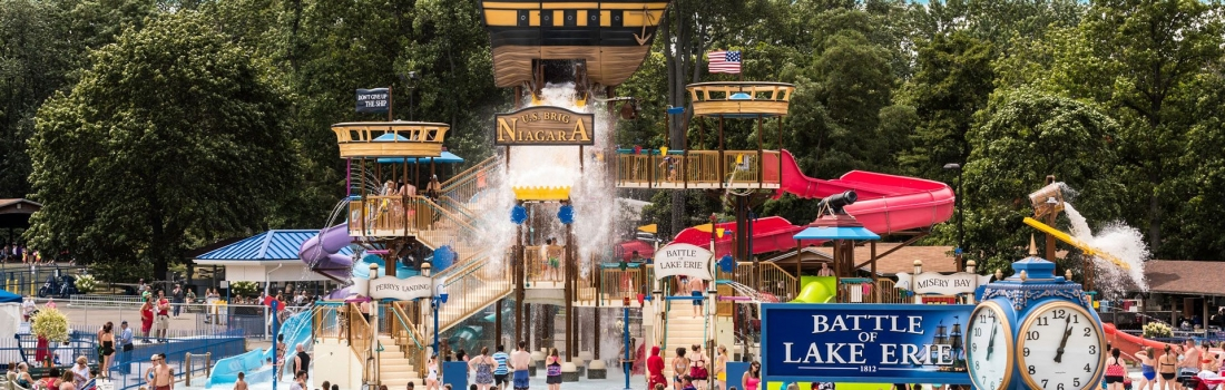 Image for New Water Attraction with Lake Erie Theme Opens at Waldameer