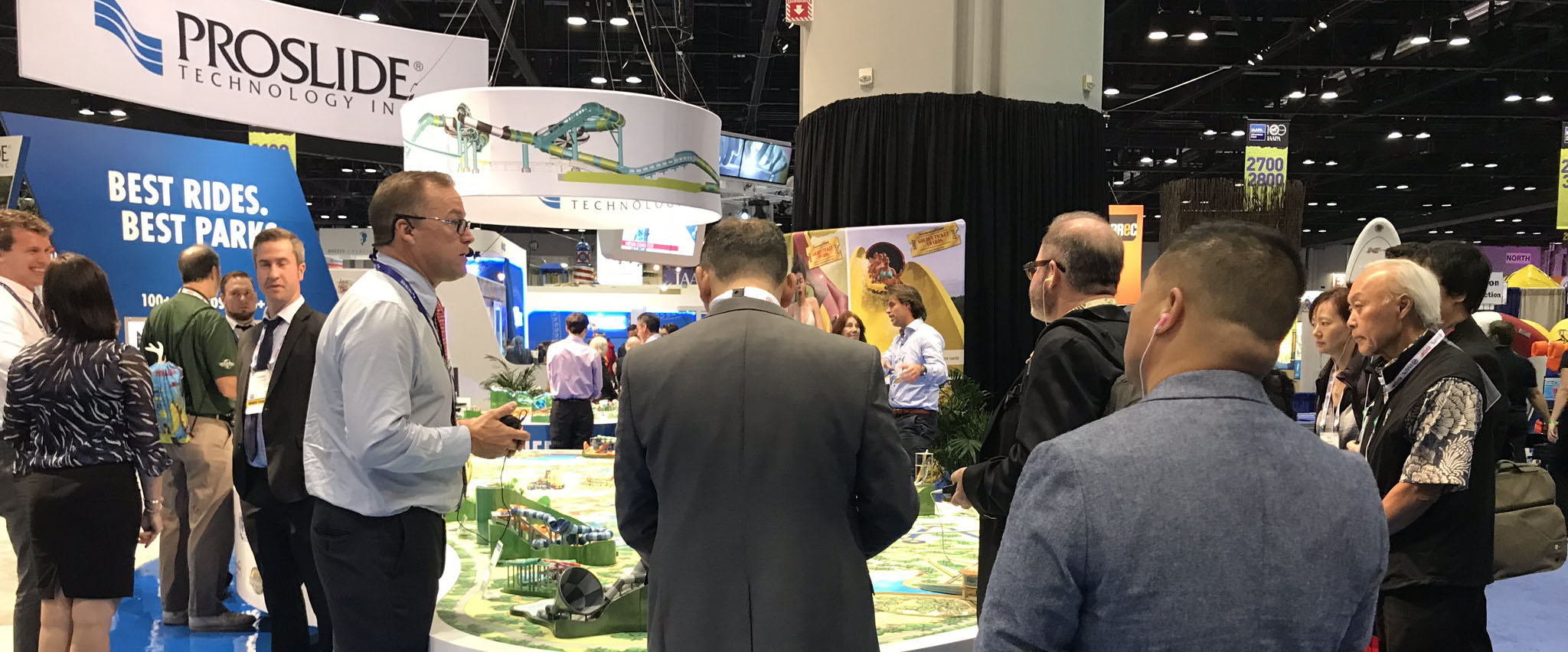 Image for Did You HEAR What Happened at IAAPA??