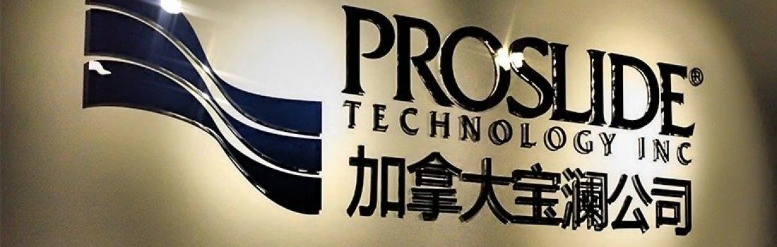 Image for ProSlide® opens new Asia office.
