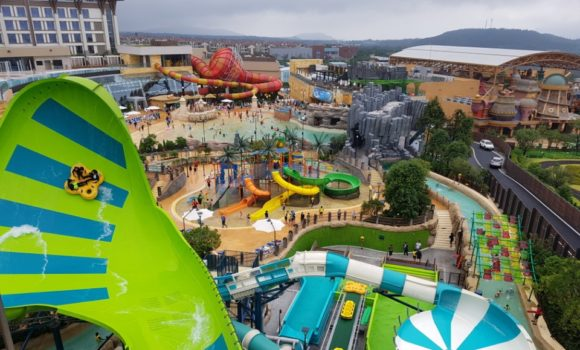 Landing International opens Shinhwa Waterpark in South Korea