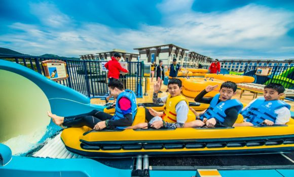 Shinhwa Water Park